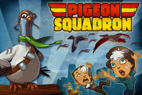 Screenshot Pigeon Squadron Review