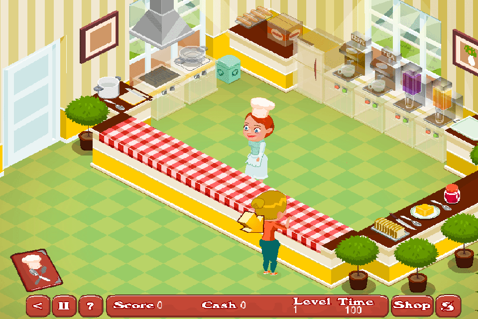 Screenshot Betty's Eatery