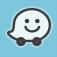 Waze soziales GPS, Karten und Verkehr (AppStore Link)