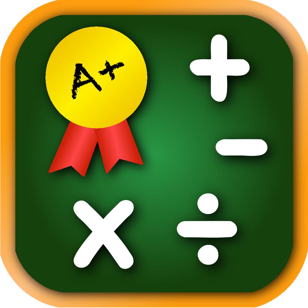 Math PLUS - Kids Math Game